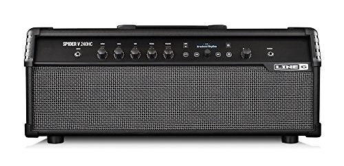 Line 6 Spider V 240 HC Guitar Amplifier (Line 6 Spider)