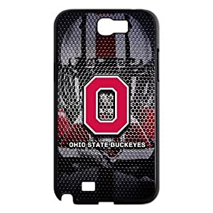 NCAA Ohio State Buckeyes Samsung Galaxy Note 2 N7100 Hard Case Cover Customized Personalized Special Phone Case at Big-dream