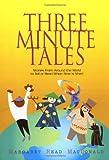 Three-Minute Tales, Margaret Read MacDonald, 0874837294