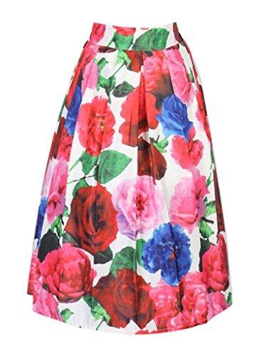 80s Polka Dot Dress - 8