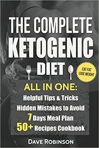 Book The Complete Ketogenic Diet: All in one. Essential Guide for Beginners.
