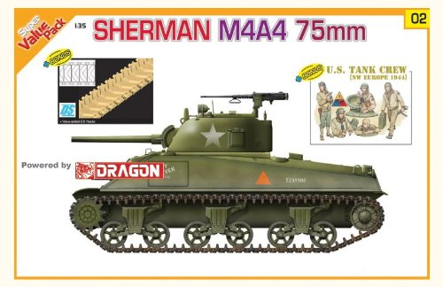 1 35 dragon sherman - 3