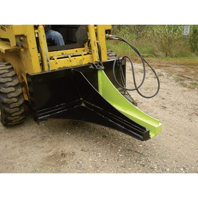 (Brush Grubber BG-35 Hydraulic Post/Tree Puller)