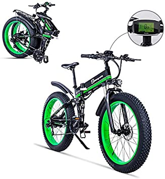 SHIJING 1000W Ebike 2019 Nueva Playa de Bicicleta eléctrica de ...