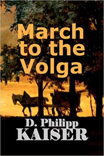 MARCH TO THE VOLGA