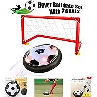 jixun Kids Toys, Hover Soccer Ball Set,LED Soccer Goals...
