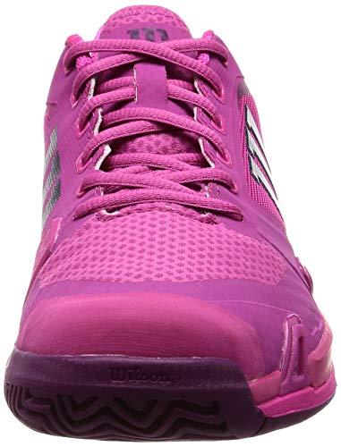 White Womens Very Glow Tennis Rush Pro 2 5 Shoe Pink Wilson Berry fxTwC