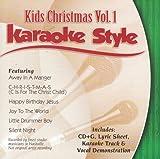 Daywind Karaoke Style: Kids Christmas, Vol. 1