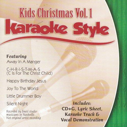 Daywind Karaoke Style: Kids Christmas, Vol. 1 by Daywind