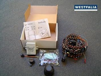Amazon.es: Witter towbars 304064300113 Westfalia 13 pines cableado coche específico para remolques para Citroen Xsara Picasso 2004 - 09
