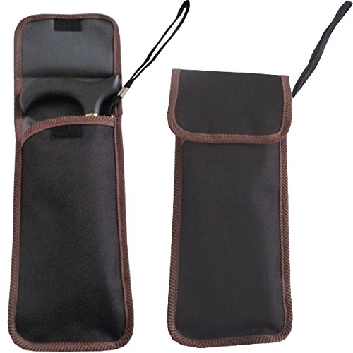 Black Folding Cane Wallet
