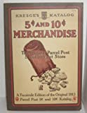 Kresge's Katalog of 5 Cent and 10 Cent Merchandise, Kresge's, 0394731514