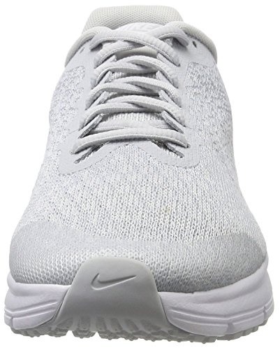 Nike Air Max Sequent 2 GS, Zapatillas de Gimnasia Para Niños Blanco ...