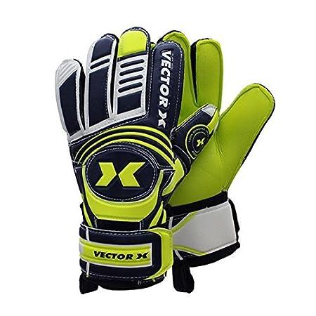 Vector X Advance Goalkeeping Gloves Football Goalkeeper Gloves at amazon