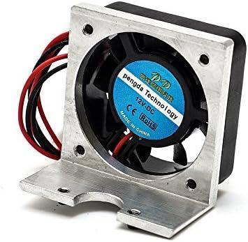 ILS - Ventilador de refrigeración con Soporte metálico para ...