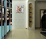 Visual Art Decor Funny Fashion Barber Shop Wall