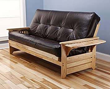 Full Drawer Set Phoenix Futon Frame | Natural