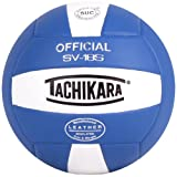 Tachikara Institutional quality Composite VolleyBall, Royal-White