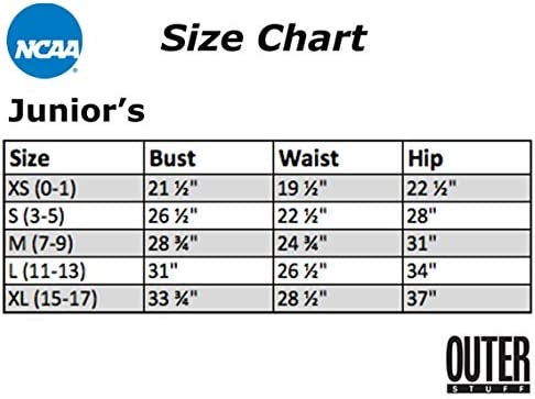 X-Small 0-1 Team color NCAA Penn State Nittany Lions Juniors Outerstuff Traditional Short Sleeve Tee