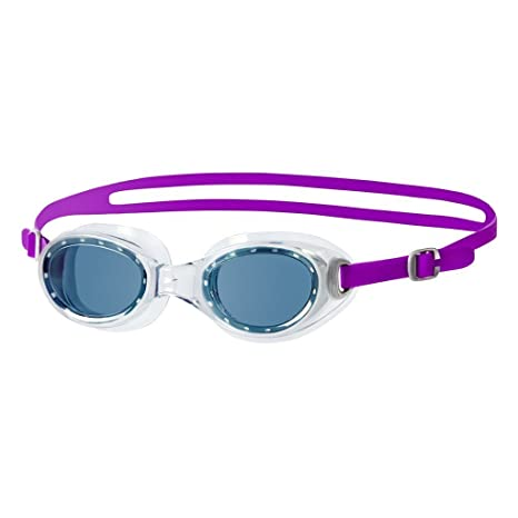 355c4f6d841 Buy Speedo Futura Classic Adult Female s Swimming Goggles (Purple Smoke)  Online at Low Prices in India - Amazon.in