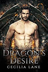 Dragon's Desire by Cecilia Lane