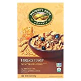Nature's Path Organic Heritage Flakes Cereal - Case of 12 - 13.25 oz.