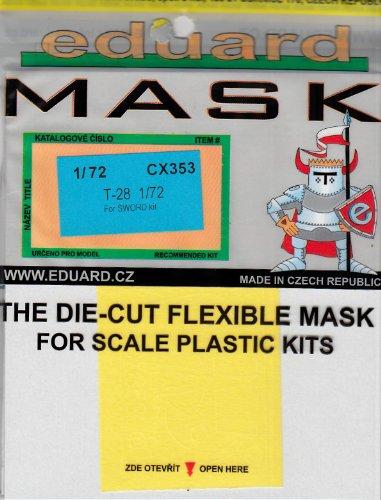 1:72 Eduard Masks T28 Sword -  CX353