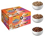 Purina Friskies Prime Filets Meaty Favorites Cat Food Variety & Pack 24-5.5 oz. Cans