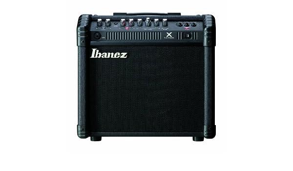 Ibanez tbx30r Tone Blaster X Amplificador de Guitarra 30 W ...