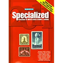Amazon martin j frankevicz books scott specialized catalogue of united states stamps covers 2011 fandeluxe Image collections