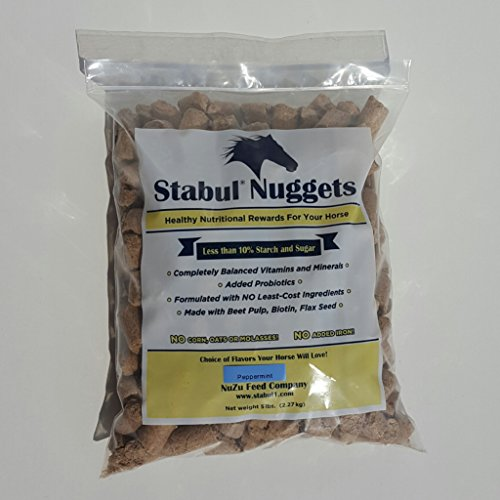Peppermint Nuggets (Stabul Nuggets, Peppermint, 5lb.)