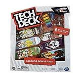 Tech-Deck Sk8shop Bonus Pack 6 Pack 96mm Fingerboards (Finesse)