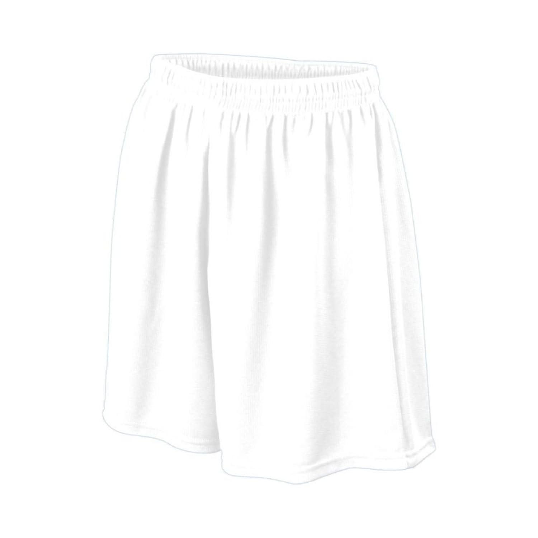 Augusta Activewear SHORTS ボーイズ B079WDJFTGホワイト Medium