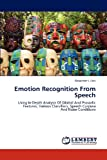 Emotion Recognition from Speech, Alexander I. Iliev, 3847377604