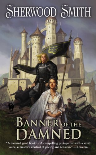 (Banner of the Damned (Daw Books Collectors Book 1581) )