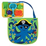Stephen Joseph Beach Tote, Octopus