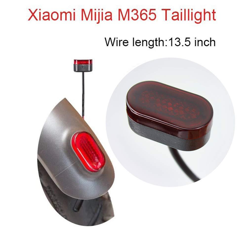 Amazon.com: Seway Faro trasero para XIAOMI M365, luz LED ...