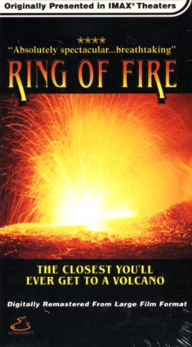 Hi Fi Rim - Ring Of Fire: The Closest You Will Ever Get To A Volcano [Originally Presented In IMAX Theaters] [VHS]