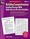 Building Comprehension, Karen Kellaher, 0439365333