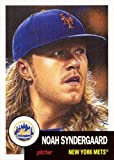 #7: 2018 Topps Living Set #50 Noah Syndergaard Baseball Card New York Mets - Only 6,167 made!