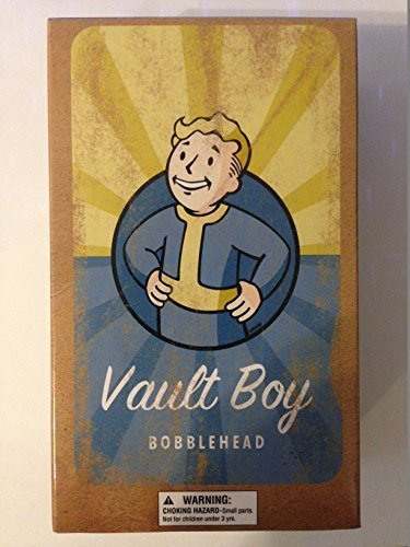 Loot Crate Exclusive Vault Boy Bobble Head Fallout 4 from Bethesda