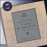 进口CD:巴赫:6首无伴奏大提琴组曲(2CD)(4497112)