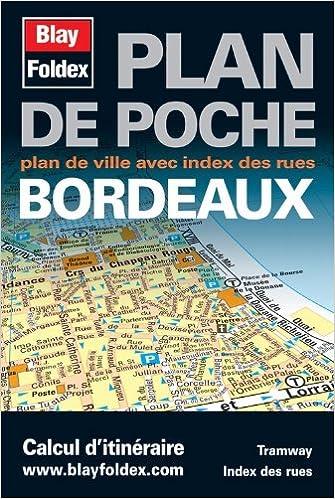 Livre gratuits Bordeaux, Plan de poche pdf