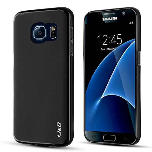 JD Slim Cushion Protective Case for Samsung Galaxy S7 - Jelly - Jelly Case