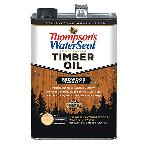Thompson's Waterseal 049821-16 Penetrating Transparent Timber Oil, -