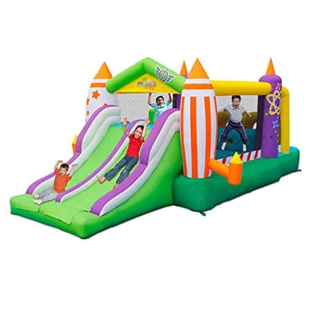 Castillos hinchables Gran Parque de Atracciones for niños al Aire ...