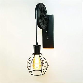 Lustres Ce Rétro Lampe Plafonniers Lustre Luminaire Loft Créative w8nPN0OkX