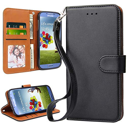 OKILA Samsung Galaxy S4 Case, Leather Flip Wallet Card for sale  Delivered anywhere in Canada