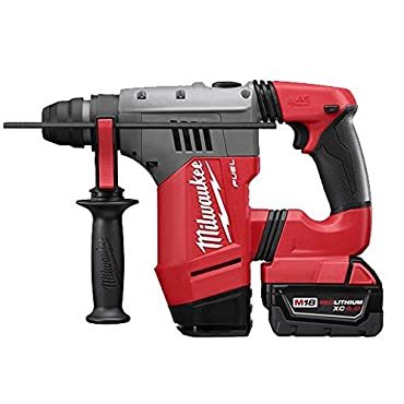 Milwaukee 2715-22 M18 Fuel 1-1/8 SDS Plus Rotary Hammer Kit