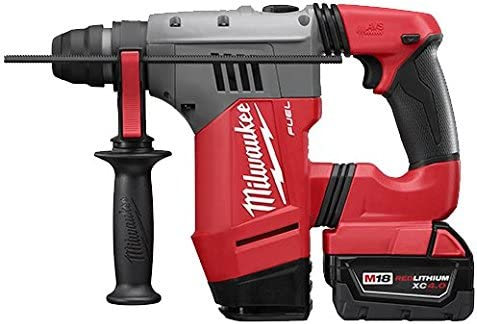 Milwaukee 2715-22 M18 Fuel 1-1 8 SDS Plus Rotary Hammer Kit